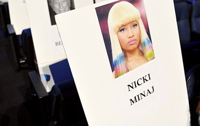 Find Out Who's Seated Where At The MTV Video Music Awards 2011