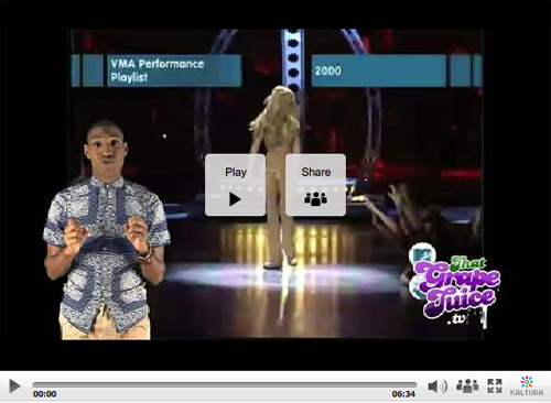 vma special The Business: MTV VMA 2011 Special