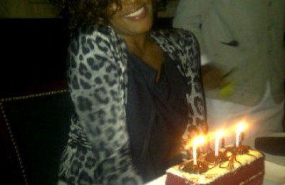 Hot Shot: Whitney Houston Celebrates Birthday