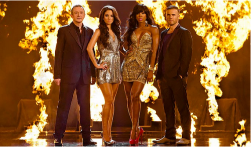 xfactor kelly rowland e1313485782676 Hot Shot: Kelly Rowland Sizzles In New X Factor Promo