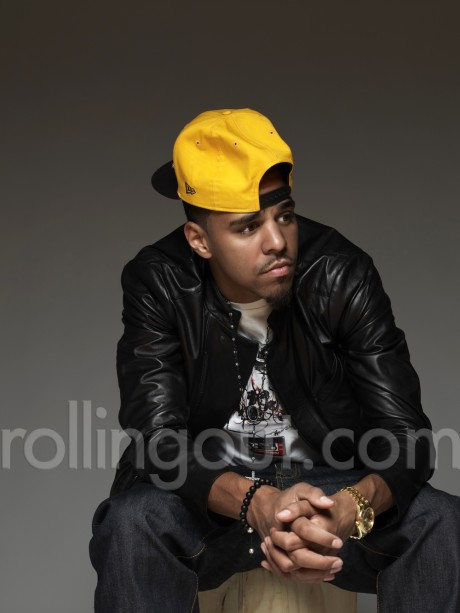 1 29 460x613 J. Cole Covers Rolling Out Magazine