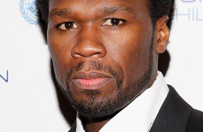 Hot Shots: 50 Cent Flaunts New Hair Do