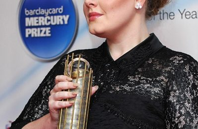 Hot Shots: Adele Looks Regal At Barclay Card Mercury Prize