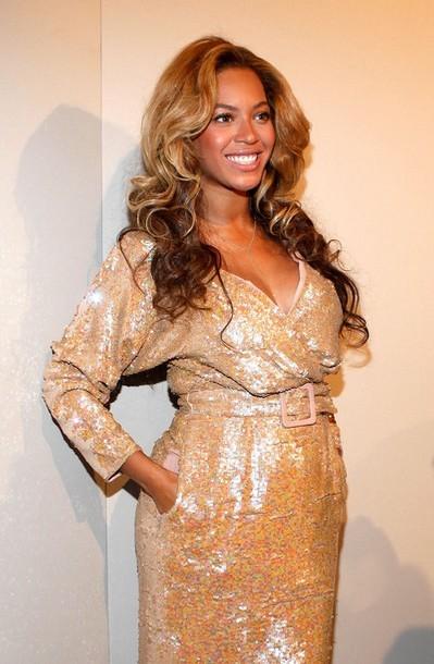 Beyonce NYFW 1