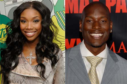 BrandyTyrese New Song: Tyrese   The Rest Of Our Lives (Ft Brandy)