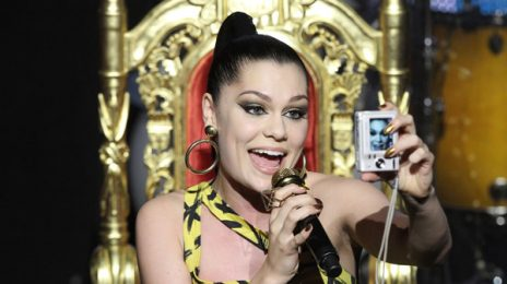 Hot Shots: Jessie J Performs At The VIP Room Theatre