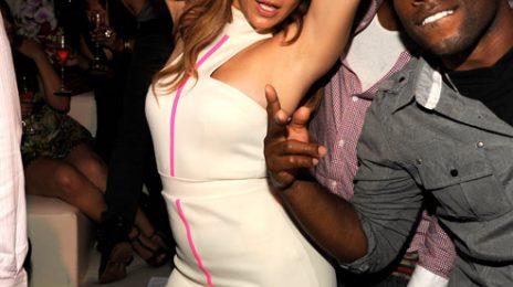 Hot Shots: Jennifer Lopez Parties At 'Pure'