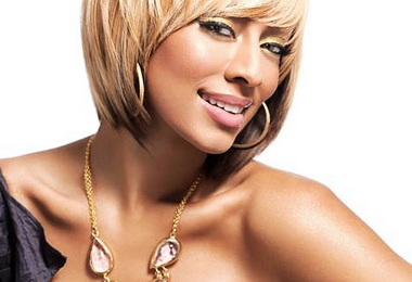 Watch:  Keri Hilson 'Loses Control' on AOL, Talks 'Vocal Issues'