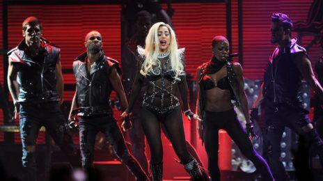 Lady Gaga Rocks iHeartRadio Music Festival