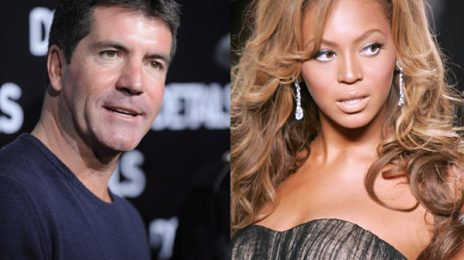 Simon Cowell: 'I Never Called GaGa Or Beyonce Boring'