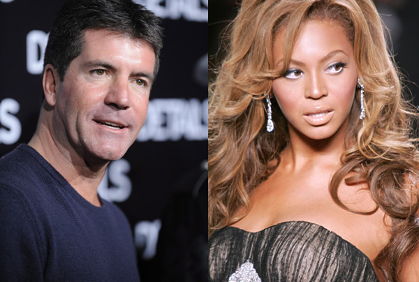 Simon Clears Up Beyonce And GaGa Reports Simon Cowell: I Never Called GaGa Or Beyonce Boring
