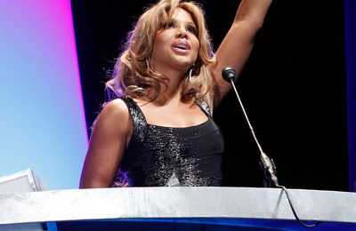 Hot Shots: Toni Braxton Honored At Georgia Music Hall Of Fame