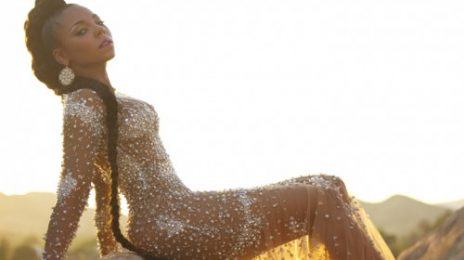 Hot Shot: Ashanti Sparkles In New Promo Pic