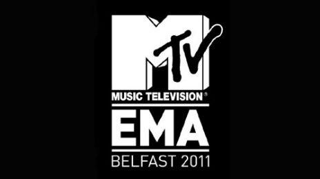 2011 MTV Europe Music Award Nominations