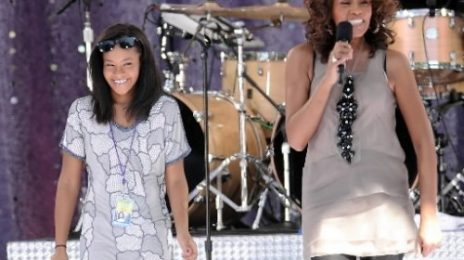 Watch: Whitney Houston's Daughter Covers Adele's 'Someone Like You'