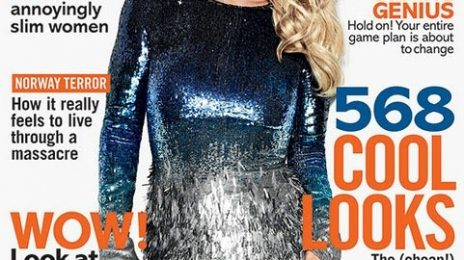 Hot Shots: Britney Spears Does 'Glamour'