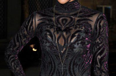Hot Shots:  Ciara's Back In Black