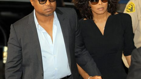 Janet Jackson Arrives At Conrad Murray Trial