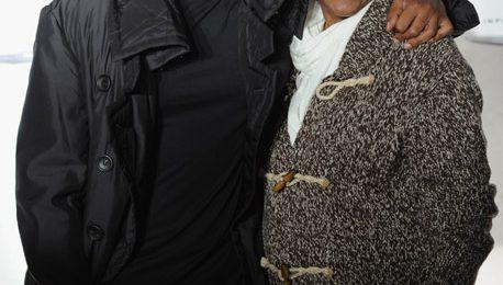 Hot Shots: Jay-Z Brings Mom To Benefit Bash