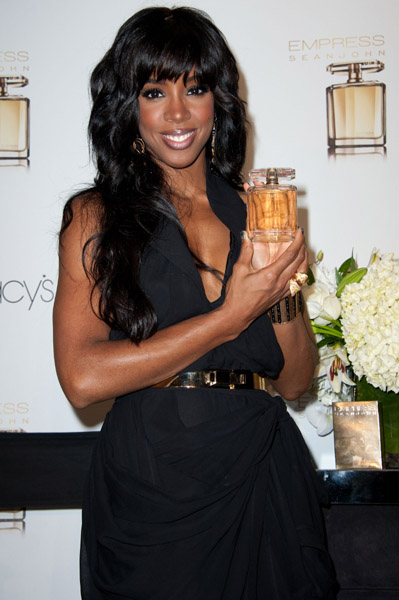 kelly 786 Hot Shots: Diddy Debuts His Empress   Kelly Rowland