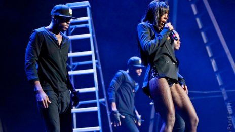 Hot Shots: Kelly Rowland And Chris Brown Launch 'F.A.M.E.Tour'