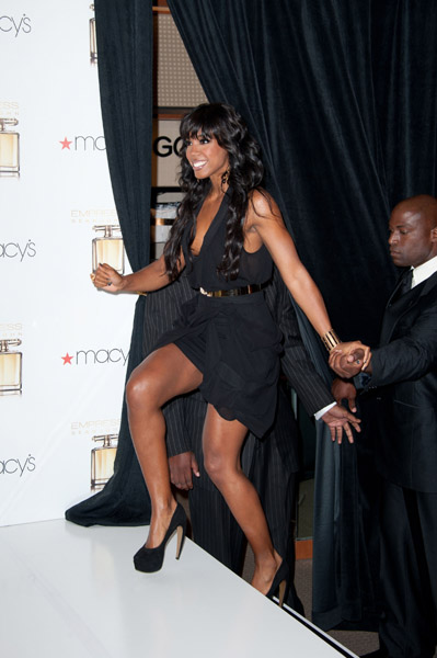kelly rowland 543d Hot Shots: Diddy Debuts His Empress   Kelly Rowland