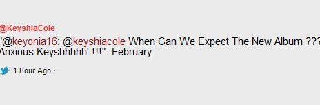 Keyshia Cole Unveils New Album Title