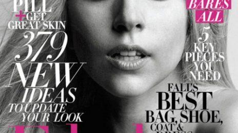 Hot Shots: Lady GaGa Tones It Down For 'Harper's Bazaar'
