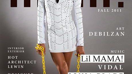 Hot Shots: Lil Mama Heats It Up For 'Mami'