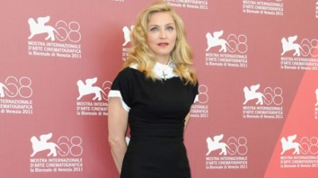 Hot Shots: Madonna Beams In Venice