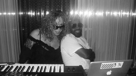 Hot Shots: Mariah Carey Reunites With Jermaine Dupri