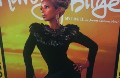 Hot Shot: Mary J Blige - 'My Life II: The Journey Continues' Album Cover (?)