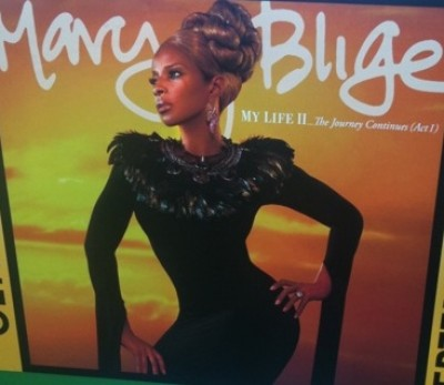 mary j cover 1 e1314972375587 Hot Shot: Mary J Blige   My Life II: The Journey Continues Album Cover (?)