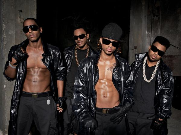 prettyricky New Video:  Knocking Off Your Heels   Pretty Ricky, H Town, & Jodeci