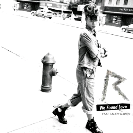 rihannawefoundlovecover Rihanna Readies We Found Love Video