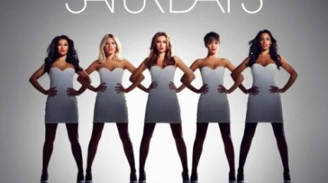 New Video: The Saturdays - 'My Heart Takes Over'