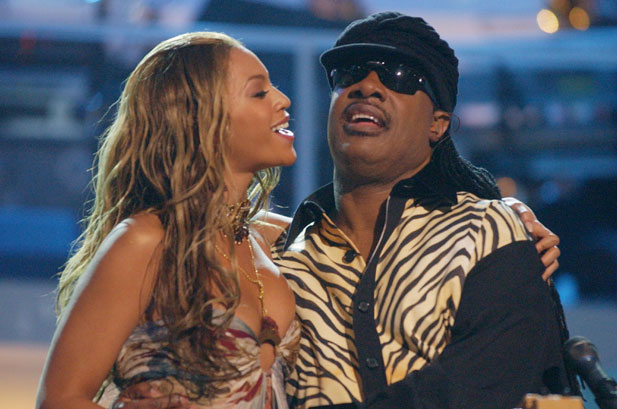 stevie bey Stevie Wonder Wishes Beyonce Happy Birthday