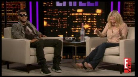 Watch:  Usher Has 'Confessions' For Chelsea Lately
