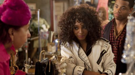 Hot Shots:  On Set of Wynter Gordon's 'Buy My Love'