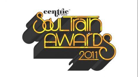 Chris Brown 'Runs' Pack of 2011 Soul Train Awards Nominees