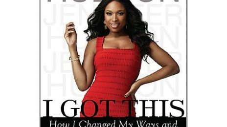 Hot Shot:  Jennifer Hudson's 'Read Hot' Book Cover