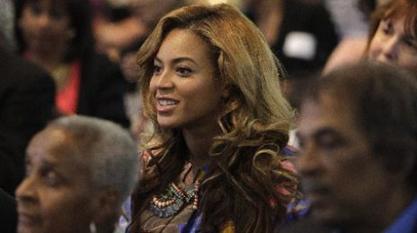 Watch: Beyonce Surprises Fans At University Of Houston