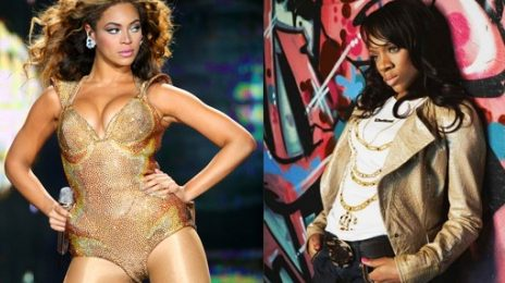 Throwback Footage: Beyonce Attempts To Restrain Lil Mama