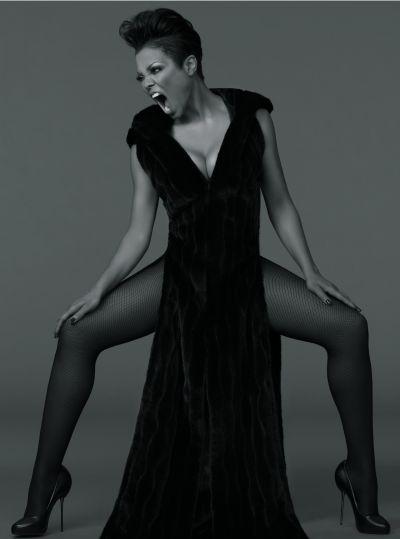 BlackGlama scream resized Watch:  Janet Jackson Talks With Today