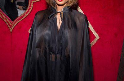 Hot Shots: Ciara & Kanye Embrace The Undead At Paris Fashion Week