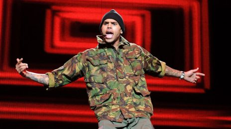 Watch : Chris Brown Storms 'Sleep Train'