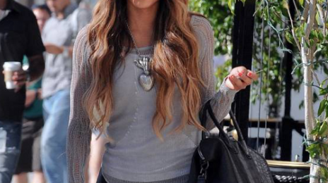Hot Shots: Ciara Takes A Stroll In Beverly Hills