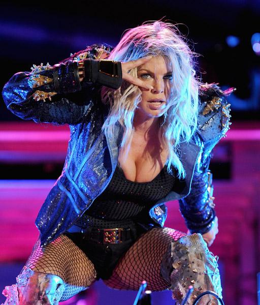 Fergie hot ass video