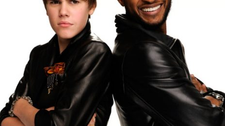Behind The Scenes: Justin Bieber & Usher Record 'The Christmas Song'