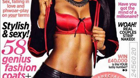 Hot Shot: Kelly Rowland Covers 'Cosmopolitan'